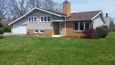 Tinley Park Single Family Home For Sale: 16461 Beverly Avenue