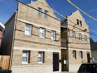 Chicago Multi Family Home For Sale: 2951 South Keeley Street