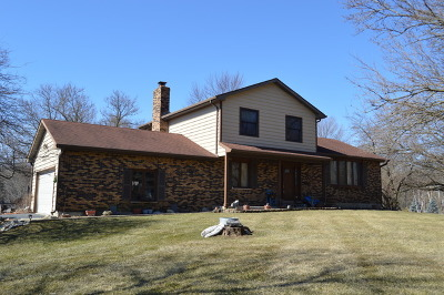 Crystal Lake Single Family Home For Sale: 4607 East Upland Drive