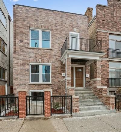 Multi Family Home For Sale: 2742 North Ashland Avenue
