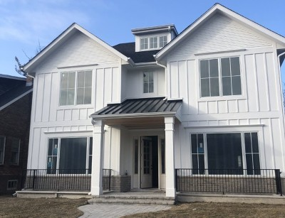Wilmette Single Family Home For Sale: 1516 Isabella Street