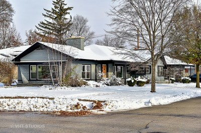 La Grange Single Family Home For Sale: 543 South Madison Avenue