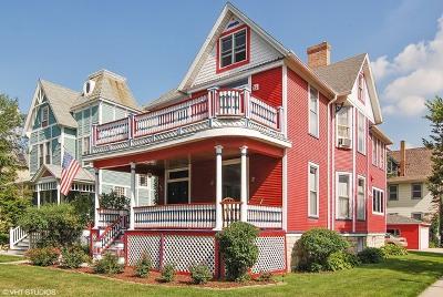 Oak Park Single Family Home For Sale: 936 Chicago Avenue