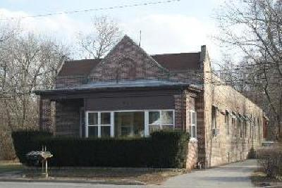 South Holland Multi Family Home For Sale: 231 West Sibley Boulevard