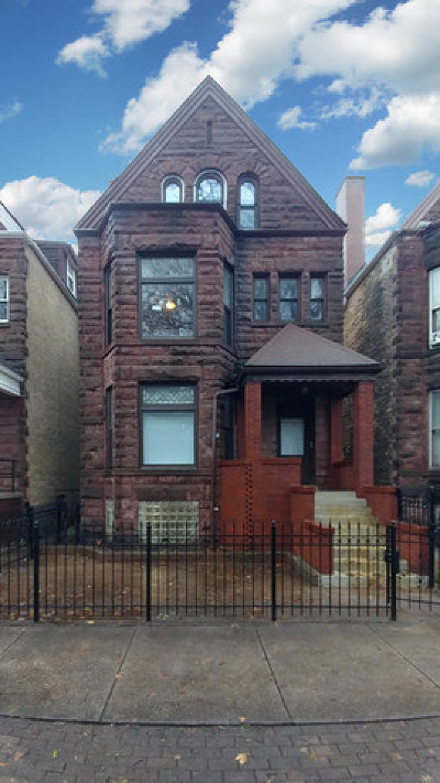 Multi Family Home For Sale: 2628 North Wilton Avenue