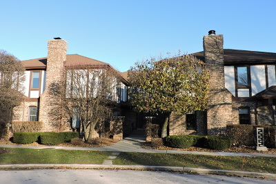 Palos Heights Condo/Townhouse For Sale: 12249 South Arbor Trail #G2