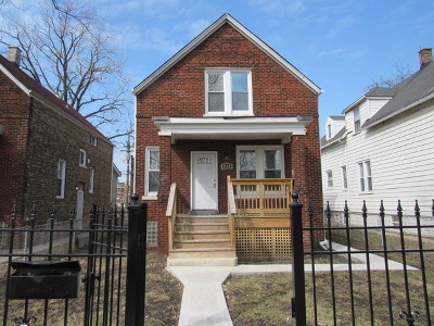 Single Family Home For Sale: 9234 South Dauphin Avenue