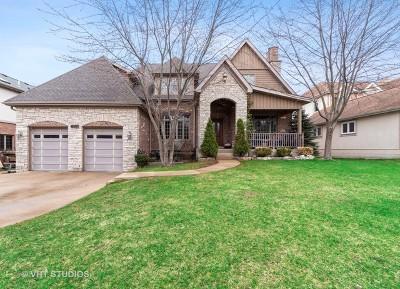 Glenview Single Family Home For Sale: 809 Glenwood Lane