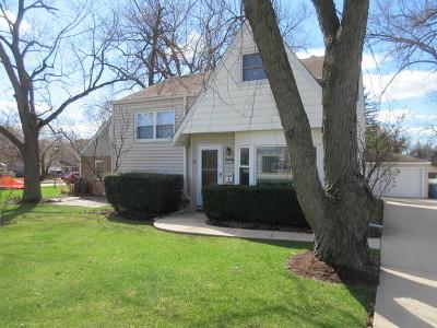 Elmhurst Single Family Home For Sale: 388 West St Charles Road