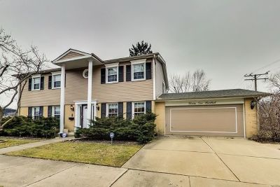 Evanston IL Single Family Home New: $693,000