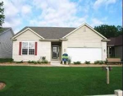 Lockport Single Family Home Price Change: 16734 Placid Court