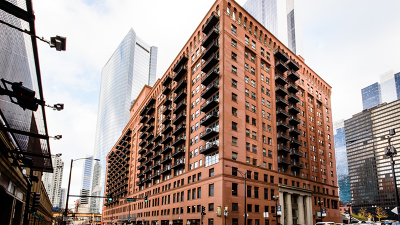 Cook County Condo/Townhouse For Sale: 165 North Canal Street #708