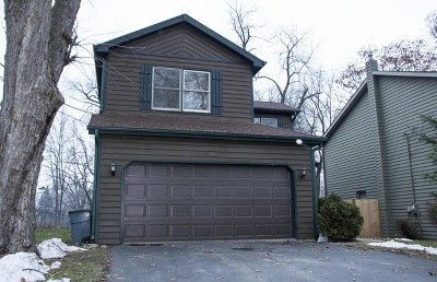 Fox Lake Single Family Home Price Change: 118 Eagle Point Road