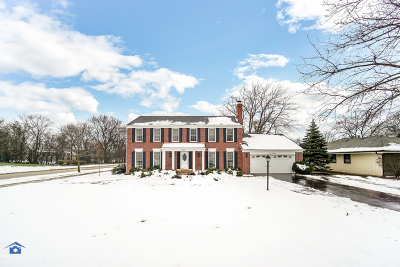 Barrington Single Family Home For Sale: 999 Marlborough Road