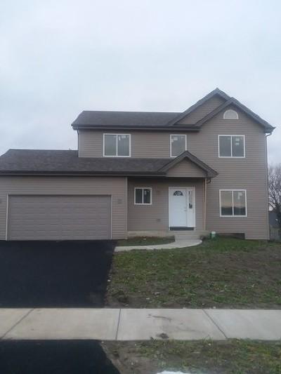 Aurora Single Family Home For Sale: 593 Camellia Avenue