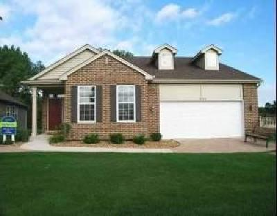 Lockport Single Family Home Price Change: 16722 Placid Court
