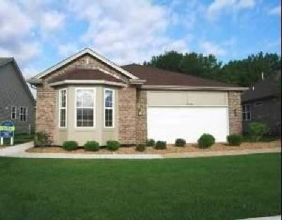 Lockport Single Family Home Price Change: 16730 Placid Court