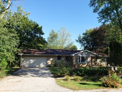 Elgin Single Family Home For Sale: 962 Hillcrest Road