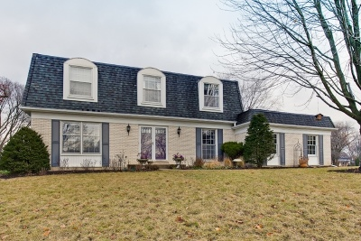 Libertyville Single Family Home For Sale: 1001 Juniper Parkway