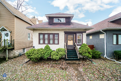 Forest Park Single Family Home For Sale: 831 Hannah Avenue