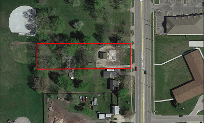 Bourbonnais Residential Lots & Land For Sale: 855 North Convent Street