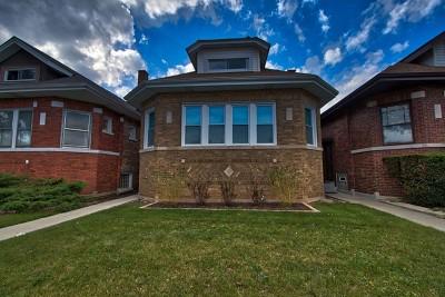 Single Family Home For Sale: 8530 South Dante Avenue