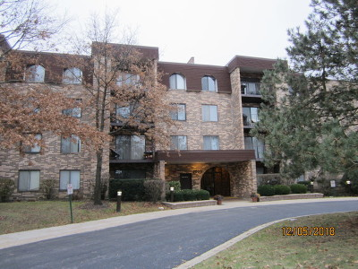 Northbrook Condo/Townhouse For Sale: 2005 Valencia Drive #110D