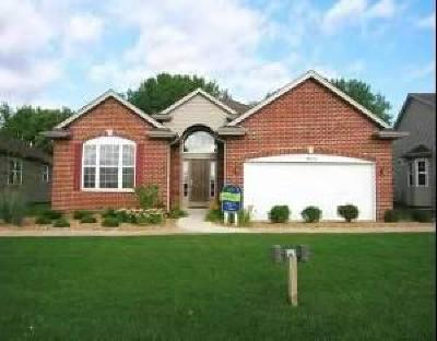 Lockport Single Family Home Price Change: 16726 Placid Court