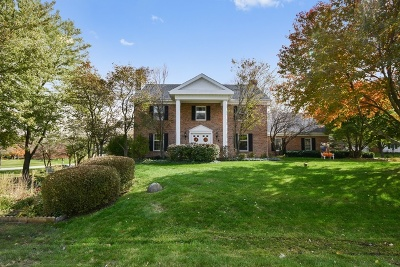 St. Charles Single Family Home For Sale: 5n165 Fox Bluff Court