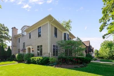 Winnetka Single Family Home For Sale: 443 Chestnut Street