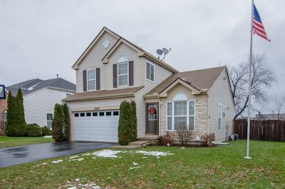 Huntley Single Family Home New: 11880 Cape Cod Lane