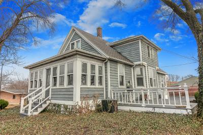 Homewood Commercial Contingent: 17911 Harwood Avenue