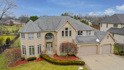 Northbrook Single Family Home For Sale: 3470 Cornflower Trail