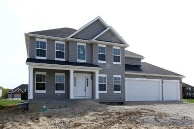 Elgin Single Family Home For Sale: 670 Slate Run