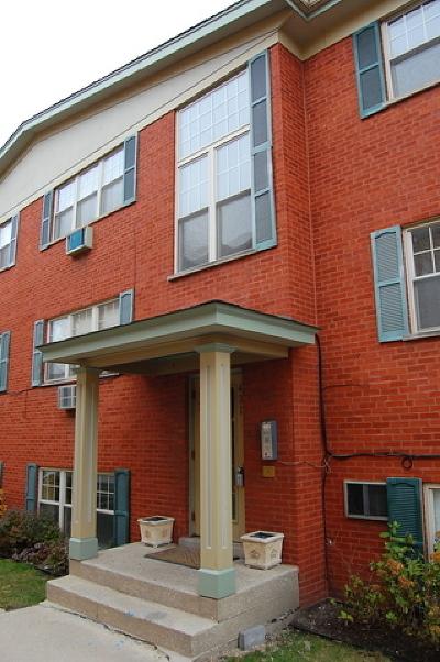 Oak Park Condo/Townhouse For Sale: 431 South Euclid Avenue #6B