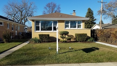 Skokie Single Family Home Price Change: 7540 Kolmar Avenue
