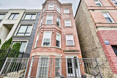Condo/Townhouse For Sale: 2072 North Leavitt Street #1