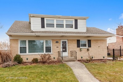 Arlington Heights Single Family Home For Sale: 206 South Forrest Avenue