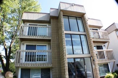 Schaumburg Condo/Townhouse For Sale: 2329 John Smith Drive #F