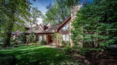 River Forest Single Family Home For Sale: 1515 Keystone Avenue