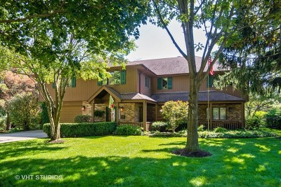 Arlington Heights Single Family Home For Sale: 1415 West Hawthorne Street