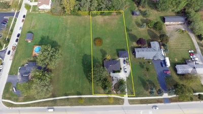 Lemont Residential Lots & Land For Sale: 15747 West 127th Street