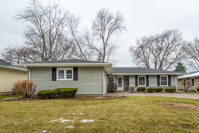 Arlington Heights Single Family Home For Sale: 1806 North Kaspar Avenue