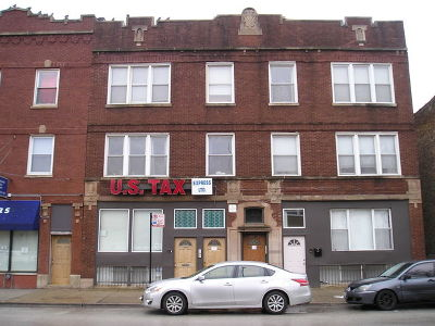 Condo/Townhouse For Sale: 3709 West Montrose Avenue #2