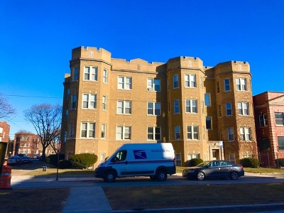 Chicago Multi Family Home For Sale: 8001 South Eberhart Avenue