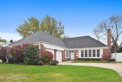 Elmhurst Single Family Home For Sale: 458 East Allison Street