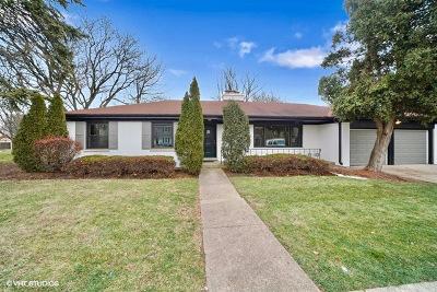 Glen Ellyn Single Family Home New: 175 North Park Boulevard