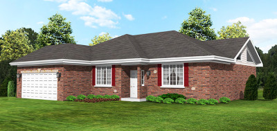 New Lenox Single Family Home New: 1546 Ardrum Road