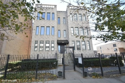 Condo/Townhouse For Sale: 825 West Eastwood Avenue #1W