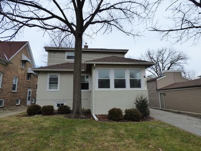 Highland Park Single Family Home For Sale: 589 Onwentsia Avenue